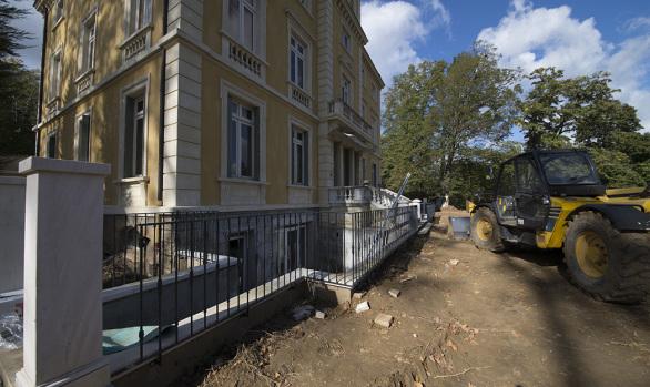 Réhabilitation extérieure d'une résidence