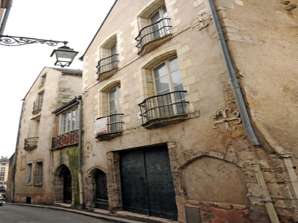 Hôtel particulier – Blois