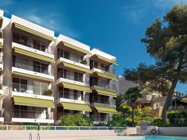 Immeuble résidentiel Mirá – Cannes